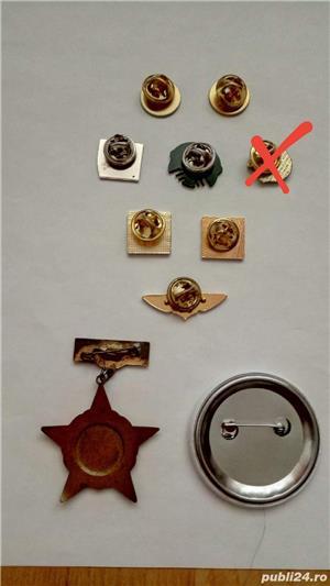 9 insigne de colectie - imagine 5
