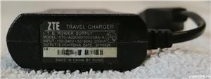 Incarcator telefon, marca ZTE - imagine 3