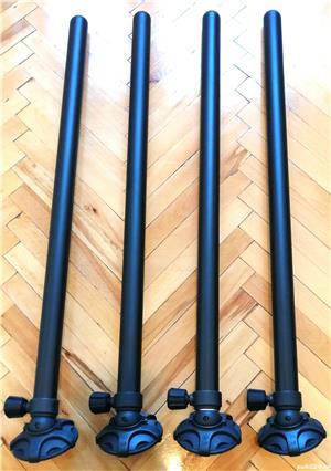 Picioare scaune de pescuit modulare/feeder, Preston Absolute D36 Legs - imagine 1
