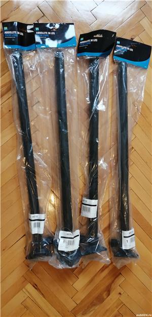 Picioare scaune de pescuit modulare/feeder, Preston Absolute D36 Legs - imagine 6