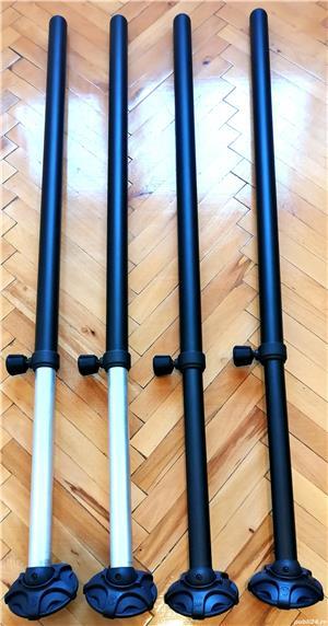 Picioare scaune de pescuit modulare/feeder, Preston Absolute D36 Legs - imagine 8