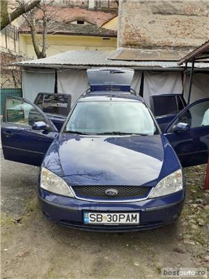 Ford Mondeo MK3 - imagine 3