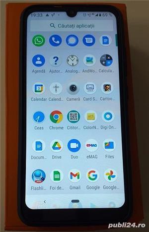 Telefon MOTOROLA Moto E6 Plus, 64GB, 4GB RAM, Dual SIM - imagine 3