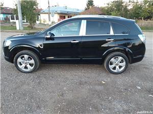 Chevrolet captiva,automată, 7 locuri. Modelul PLATINIUN SPORT, 150 cp, 2008 noiembrie, filtru partic - imagine 8