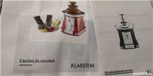 Fantana de ciocolată Klarstein-produs nou - imagine 2