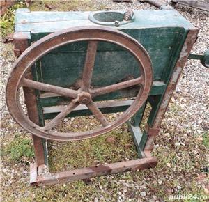 masina manuala de porumb, veche, reglabila, stare foarte buna - imagine 4