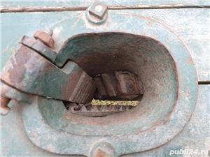 masina manuala de porumb, veche, reglabila, stare foarte buna - imagine 2
