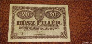 Bancnota 1920 Bani vechi - imagine 1