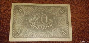 Bancnota 1920 Bani vechi - imagine 2