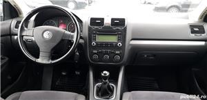 VW Jetta 1.6 FSi Benzina 102 Cp 2006 - imagine 8