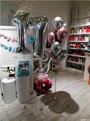 Baloane cu Heliu, decor evenimente - imagine 5