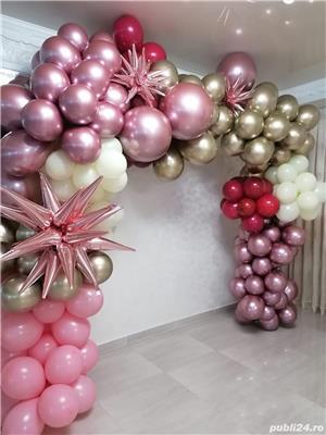 Baloane cu Heliu, decor evenimente - imagine 4