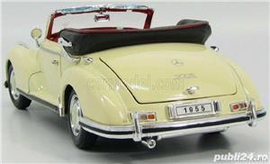 Macheta auto din metal noua in cutie,  scară 1.18 - imagine 3