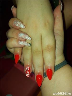 unghii cu gel - imagine 1