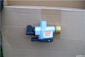Adaptor pentru incarcare butelie gaz. - imagine 2
