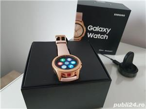 Samsung Galaxy Smartwatch Rose Gold 42 mm - imagine 1