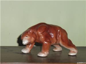 Urs porțelan, anii 1960 - imagine 1