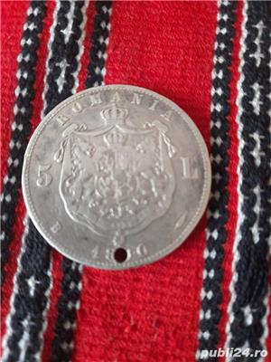Monede din argint  - imagine 1