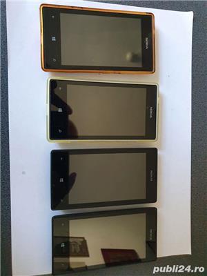 Nokia Lumia 510 in stare buna ideal seniori pentru invatare cu smart phone touchscreen - imagine 2