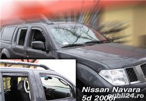 Paravanturi Originale Heko pt Nissan Navara, Pathfinder, Patrol, X-Trail - Noi - imagine 4