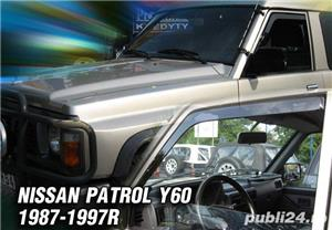 Paravanturi Originale Heko pt Nissan Navara, Pathfinder, Patrol, X-Trail - Noi - imagine 5
