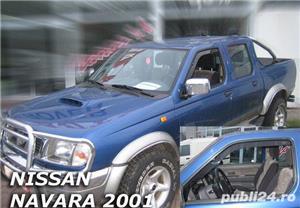 Paravanturi Originale Heko pt Nissan Navara, Pathfinder, Patrol, X-Trail - Noi - imagine 8
