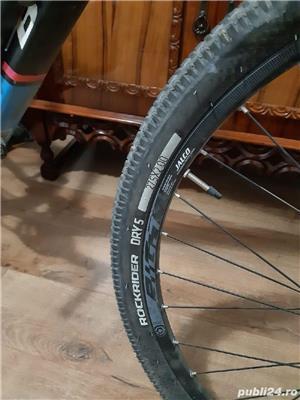 Bicicleta B-twin rockrider  560(nu bmx , fox,focus,ktm) - imagine 5
