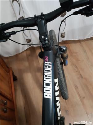 Bicicleta B-twin rockrider  560(nu bmx , fox,focus,ktm) - imagine 4