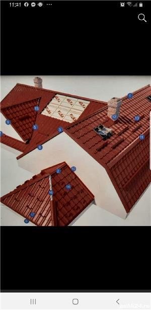 reparati case si acoperisur executăm si cele mai mici reparati de urgenta  - imagine 8
