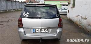 Opel Zafira B - imagine 3