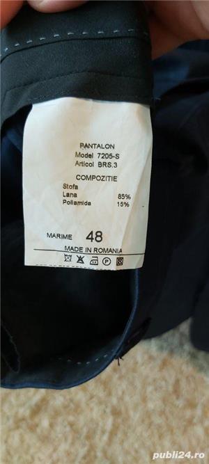 Costum barbati - imagine 5