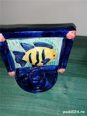 Obiecte decorative din ceramica - imagine 3