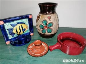 Obiecte decorative din ceramica - imagine 1