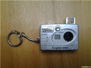 L*espion Mini Digital Camera Breloc - imagine 7