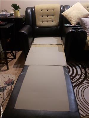 Canapea si fotolii sufragerie - imagine 3