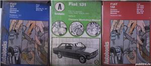Manuale reparatii auto clasice Renault Citroen Peugeot Fiat Ford Opel VW Audi Saab Skoda Rover Lada - imagine 5