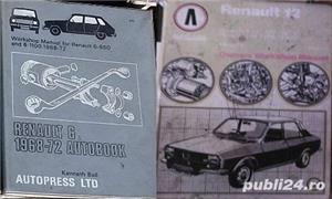 Manuale reparatii auto clasice Renault Citroen Peugeot Fiat Ford Opel VW Audi Saab Skoda Rover Lada - imagine 6