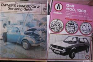 Manuale reparatii auto clasice Renault Citroen Peugeot Fiat Ford Opel VW Audi Saab Skoda Rover Lada - imagine 7