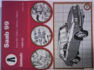 Manuale reparatii auto clasice Renault Citroen Peugeot Fiat Ford Opel VW Audi Saab Skoda Rover Lada - imagine 10