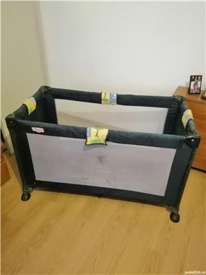 Vind pătuț pliabil pentru copii  - imagine 1