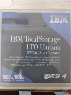 Casete de date/ Data cartridge IBM Ultrium LTO 4 800GB RW - imagine 1