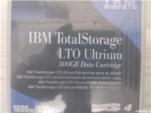 Casete de date/ Data cartridge IBM Ultrium LTO 4 800GB RW - imagine 2
