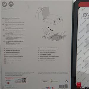 pelicula film protector tableta folie protectie ipad 4, ipad 3, ipad 2 - imagine 3
