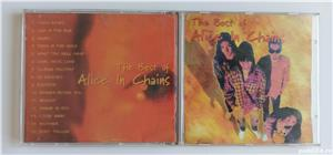 Alice in Chains, The best of ..., CD audio compilation - imagine 3