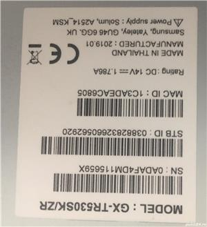 Vând avantajos 3(trei bucăți) Receptor Romtelecom TV HD Telekom TV Samsung HD - imagine 4