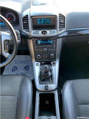 Chevrolet captiva  - imagine 14