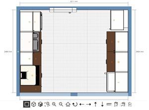 Proiecte pentru mobilare bucatarii - imagine 2