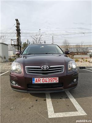 Toyota avensis  - imagine 2