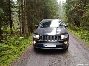 Jeep Compass 2011 2.2 - 70th Anniversary 4x4 - model rar (Vând/Schimb) - imagine 1