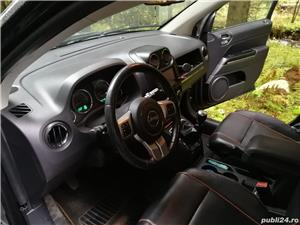 Jeep Compass 2011 2.2 - 70th Anniversary 4x4 - model rar (Vând/Schimb) - imagine 6